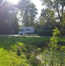 Camperserviceplek Groningen