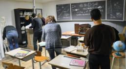 Escaperoom classroom